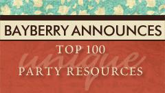 Top 100 Unique Party Resources